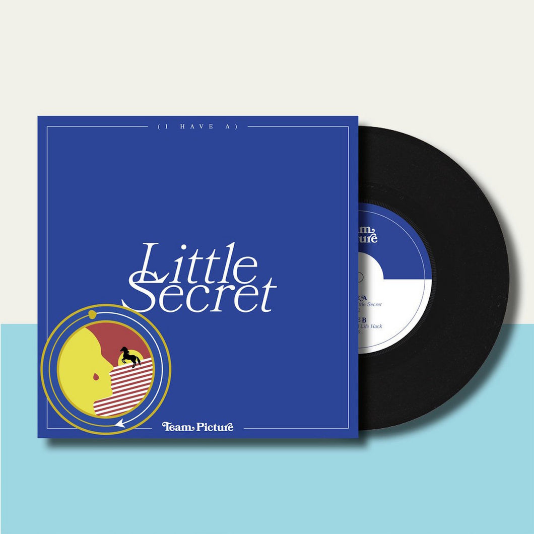 Team Picture - Little Secret - 7''
