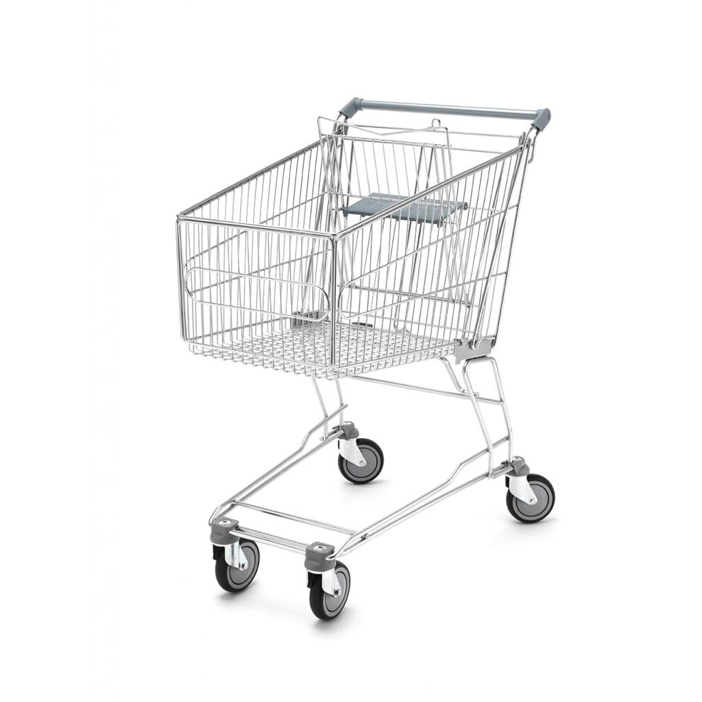Shopping Trolley - Medium Trolley with Child Seat 120 Litres