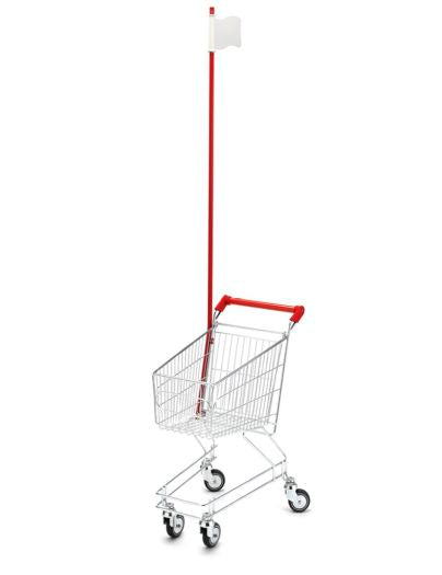 Flag For Children's Trolley - 25 Litre Trolley
