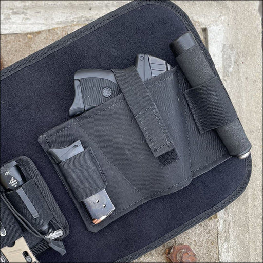 Citizen Velcro Gun Pouch with 2 Mag Loops - Accessory