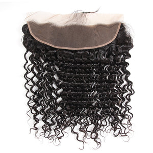 13x4 Transparent Lace Frontal