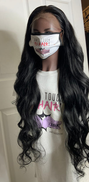 30 inch frontal wig body wave *22*