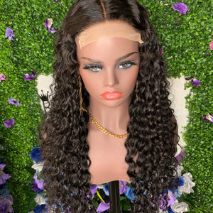 24 in deep wave 5x5 closure wig *33