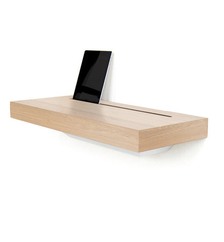 STAGE Interactive Shelf   Oak