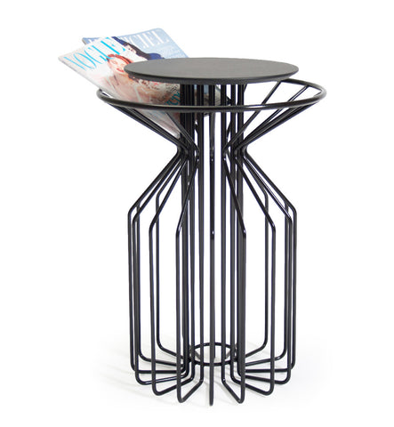 AMARANT Side Table - Perl Gold