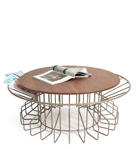 AMARANT Coffee Table - Perl Beige
