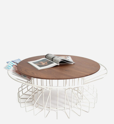AMARANT Coffee Table - White