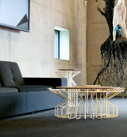 AMARANT Coffee Table - Black