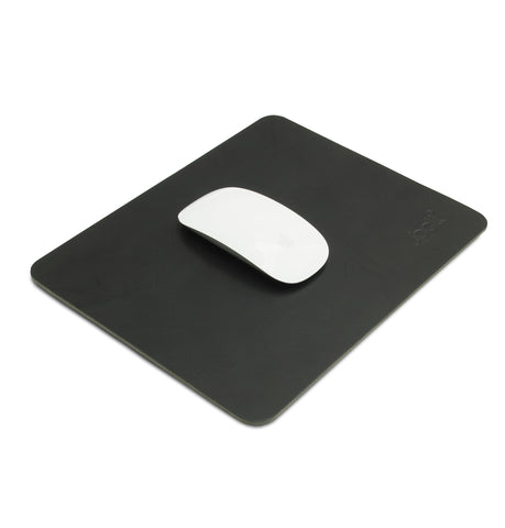 PREMIUM Leather Mousepad- Black