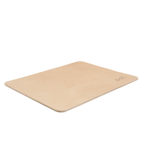 PREMIUM Leather Mousepad- Natural