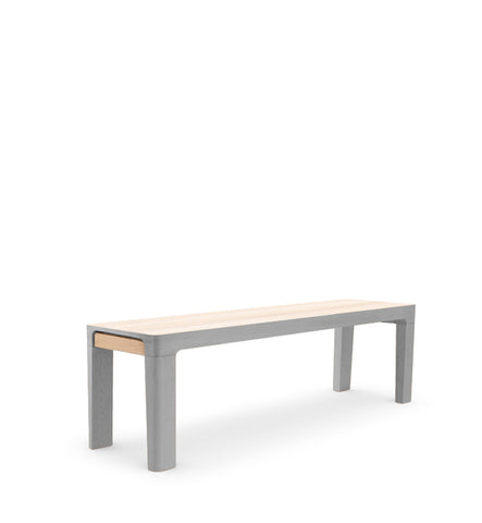 SHIFT Bench - Grey Wash