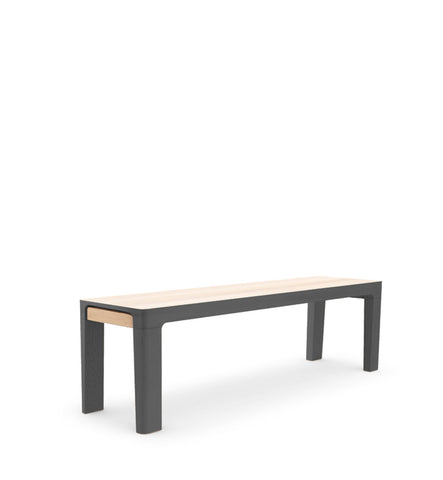 SHIFT Bench - White Wash