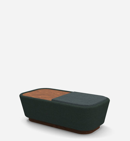 SHUFFLE Single Seat Table Bench