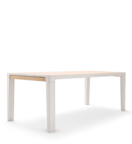 SHIFT Table - White Wash