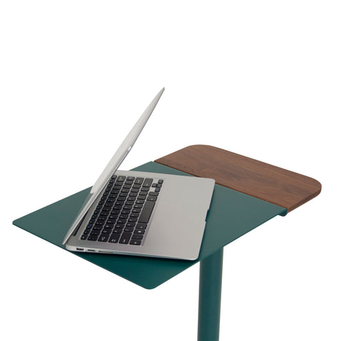 SPLITSCREEN Laptop - Walnut