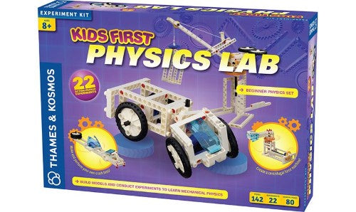 Thames and Cosmos Kids First Physics Lab Set