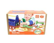 Load image into Gallery viewer, Green Toys Tool Set