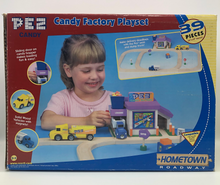 Load image into Gallery viewer, Pez Candy and Dispenser - Candy Factory Playset