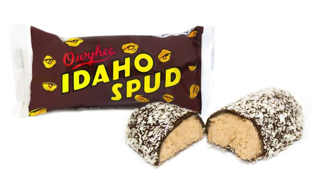 Idaho Candy Co Owyhee Idaho Spud Bar