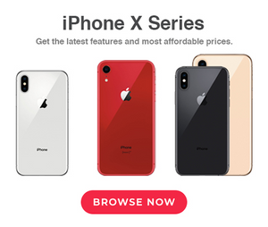 iPhone X, Xr, Xs, Xs Max Line Up