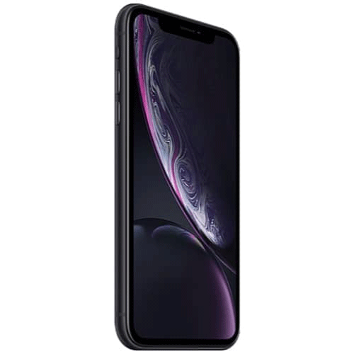iPhone Xr Black 128GB (Unlocked)