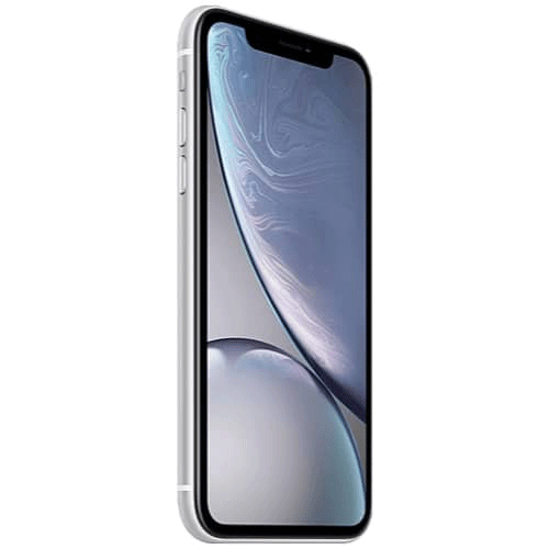 iPhone Xr White 128GB (Unlocked)