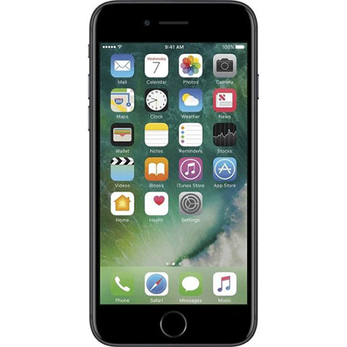 iPhone 7 Black 128GB (Unlocked)