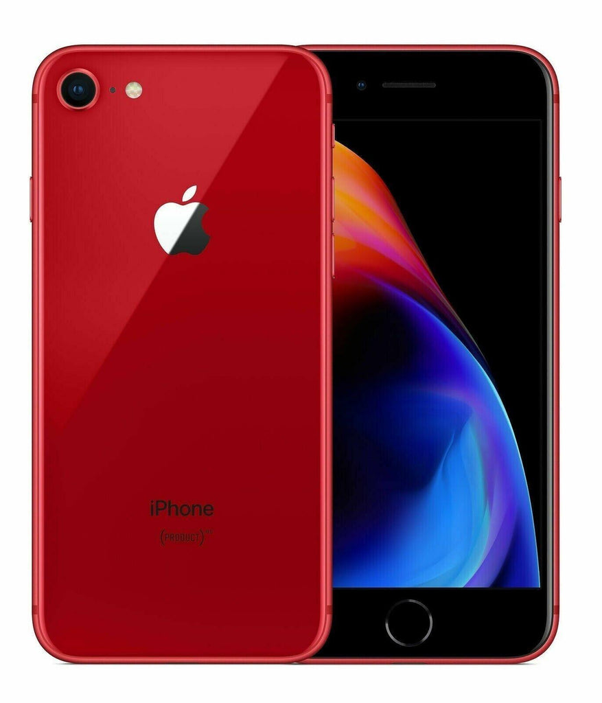 iPhone 8 Red 64GB (Unlocked)