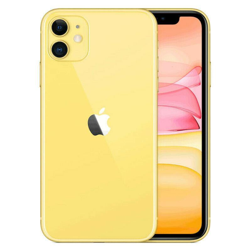 iPhone 11 Yellow 512GB (Unlocked)