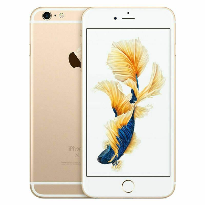 iPhone 6s Gold 128GB (Unlocked)