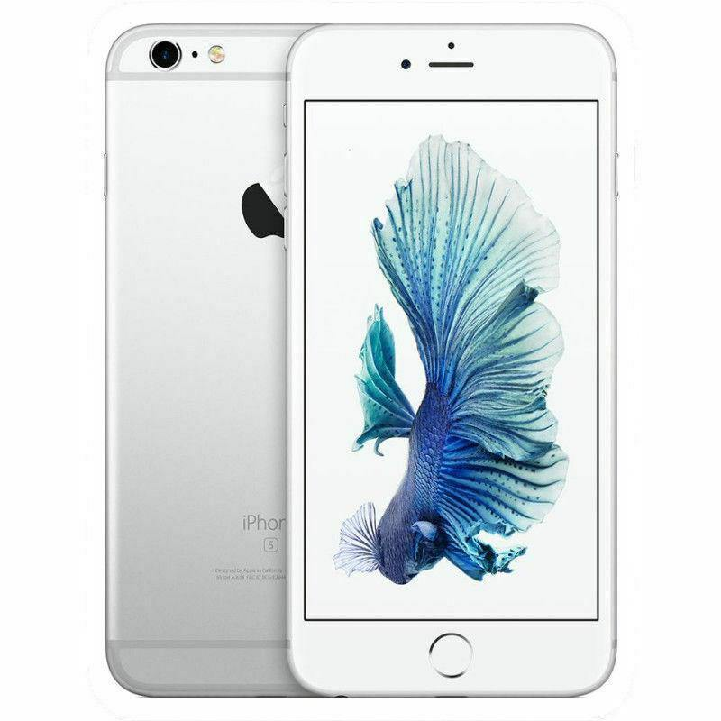iPhone 6s Silver 128GB (Unlocked)