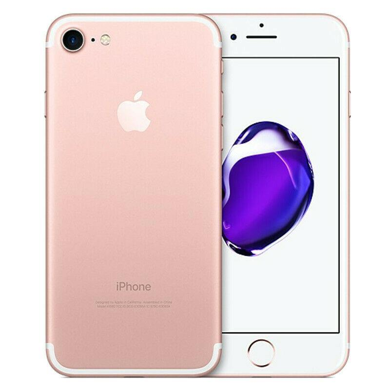iPhone 7 Rose Gold 256GB (Unlocked)