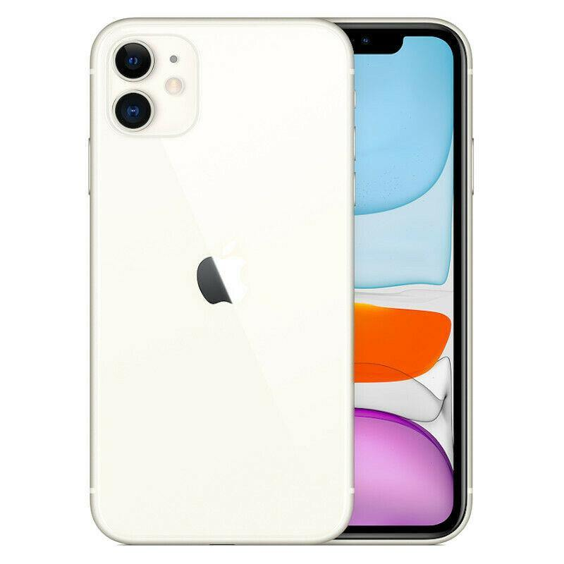 iPhone 11 White 256GB (Unlocked)