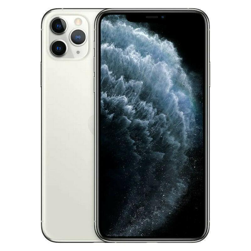 iPhone 11 Pro Silver 512GB (Unlocked)