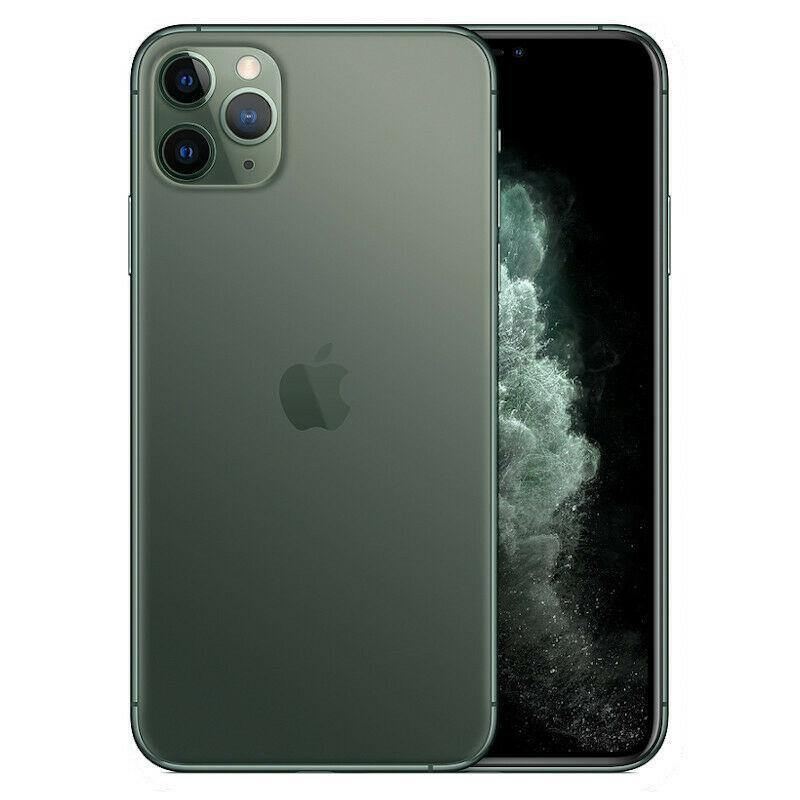 iPhone 11 Pro Max Midnight Green 256GB (Unlocked)