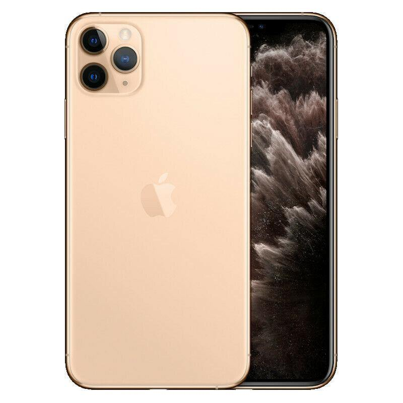 iPhone 11 Pro Max Gold 512GB (Unlocked)