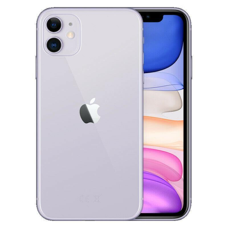 iPhone 11 Purple 256GB (Unlocked)