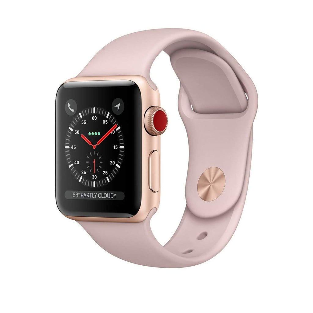 Apple Watch Series 3 38MM Gold (GPS Cellular)