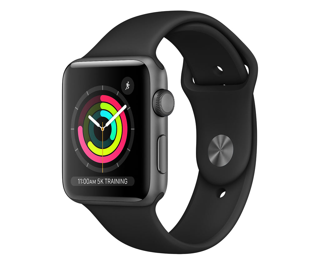 Apple Watch Series 3 38MM Space Gray (GPS)