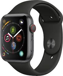 Apple Watch Series 4 44MM Space Gray (GPS Cellular)