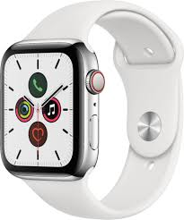 Apple Watch Series 5 40MM Silver (GPS Cellular)