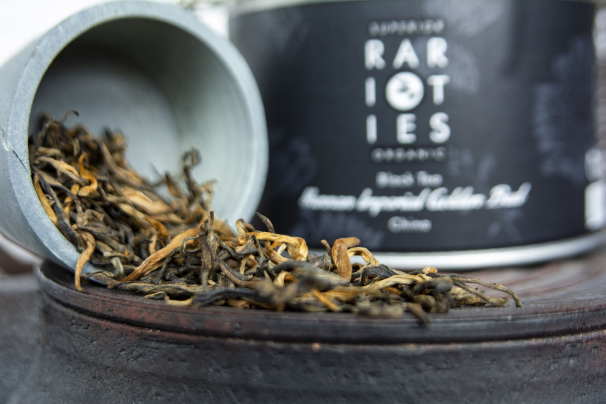 premium organic loose leaf tea from small ethical tea farms. Single Origin Teas