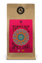 Load image into Gallery viewer, Spicy Chai - Turmeric Blend