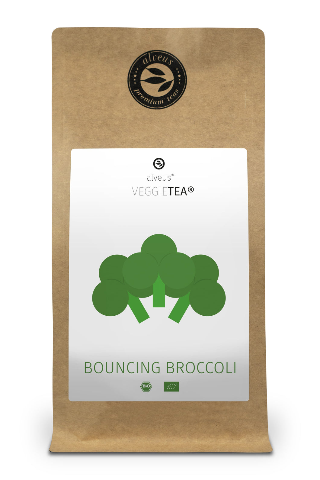 Bouncing Broccoli - Vegetable Herbal Blend