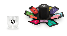 Load image into Gallery viewer, Gourmet Box - 12 teas + glass