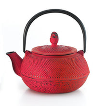 "Load image into Gallery viewer, Iron Teapot ""Keyomi"" 0.8 L"