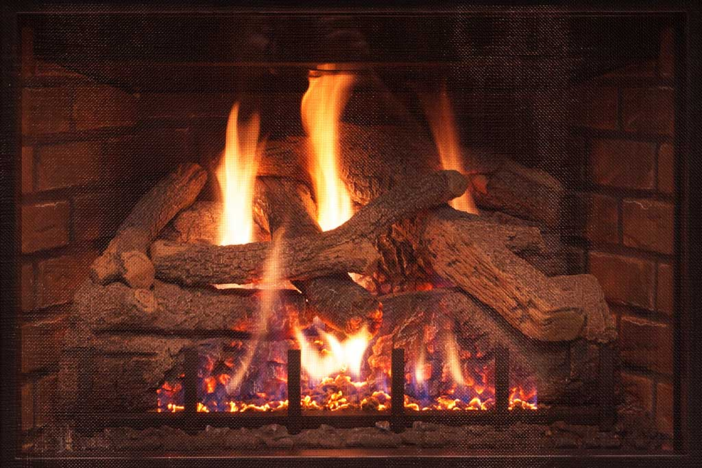 save energy in winter via your fireplace