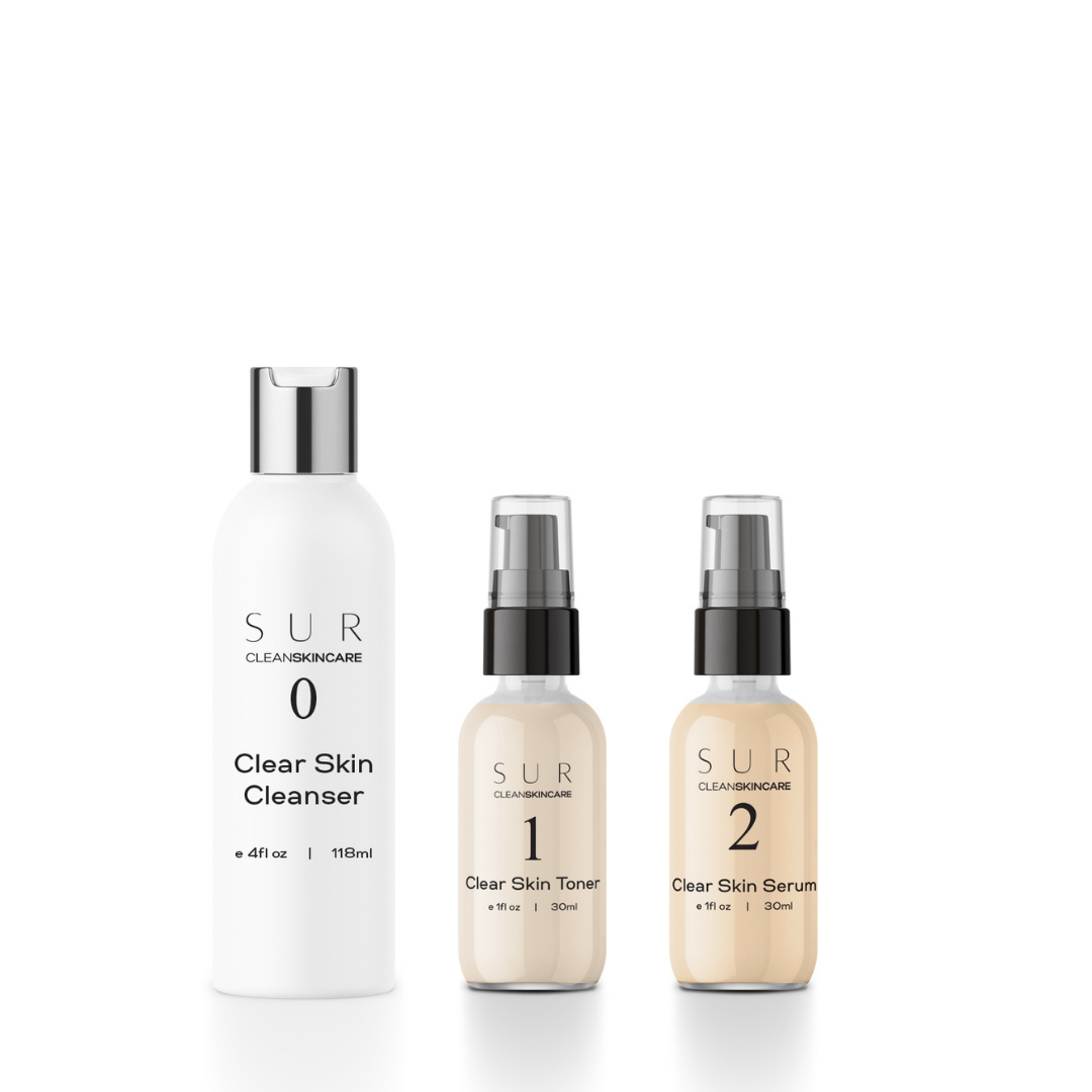 Clear Skin Collection Bundle