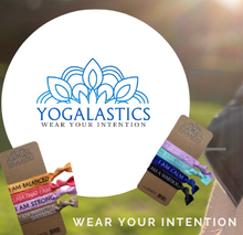 Load image into Gallery viewer, Yogalastics - Wear Your Intention