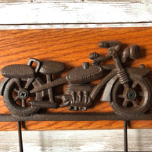 Load image into Gallery viewer, Wall Hooks - Motorcycle
